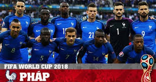 ĐT Pháp bất ngờ thua chủ nhà Thổ Nhĩ Kỳ 0-2 tại vòng loạt EURP 2020 (ảnh FIFA)