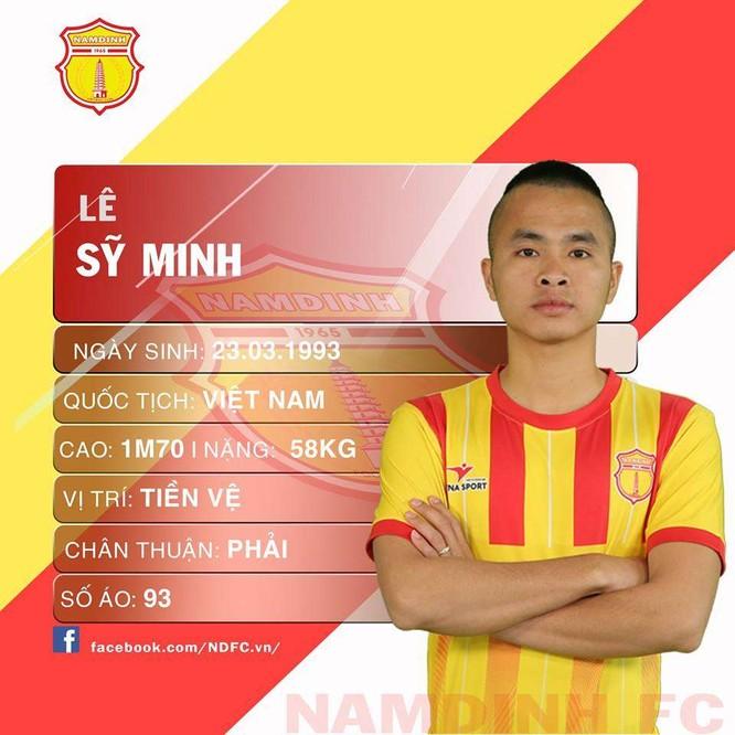 Sự trở về của cầu thủ từng đeo áo số 93, có 4 bàn thắng cùng Nam Định tại mùa giải năm ngoái đang rất được kỳ vọng (ảnh Hội CĐV Nam Định)