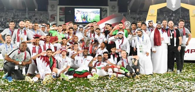 Tuyển Qatar vô địch Asian Cup 2019, sẵn sàng tham gia Copa America 2019