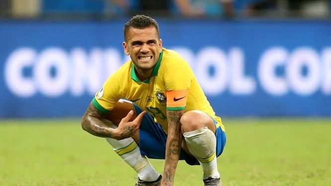 Copa America vẫn còn dài, Brazil còn phải tiếp tục cải thiện sức mạnh (ảnh AP)
