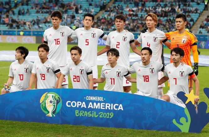 Việc chỉ đưa đội hình U23+5 dự Copa America 2019 khiến Nhật Bản bị phản đối (ảnh CNN)