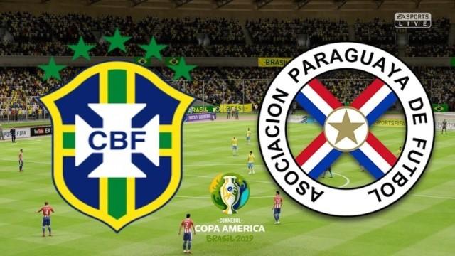 Brazil- Paraguay: Như nước gặp lửa ảnh 2
