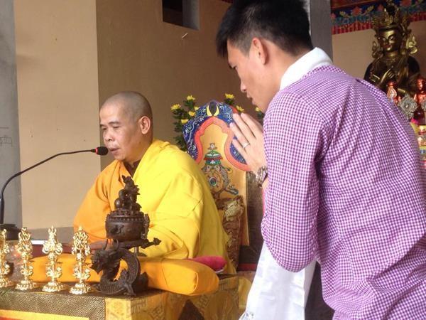 Gia đình Phật tử Công Vinh-Thủy Tiên ảnh 1