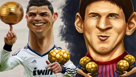Lionel Messi- trò đùa dai của tạo hóa ảnh 4