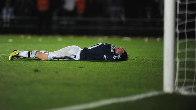 """Nhưng đến giờ """"Thánh Messi"""" vẫn là cầu thủ vĩ đại của đội tuyển Argentina không có danh hiệu (ảnh CNN)"""