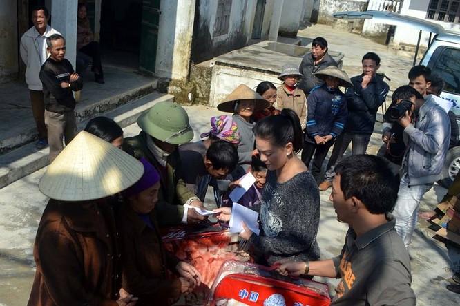 Thương về miền Trung (ảnh VietTimes)