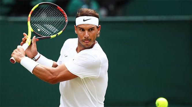Tay vợt Tây Ban Nha cũng đã giành tấm vé đầu tiên dự ATP Finals cuối mùa giải năm nay (ảnh ATP)