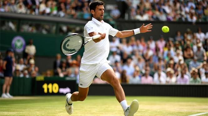 """Chung kết Wimbledon: Novak Djokovic gặp """"tàu tốc hành"""" Roger Federer ảnh 1"""