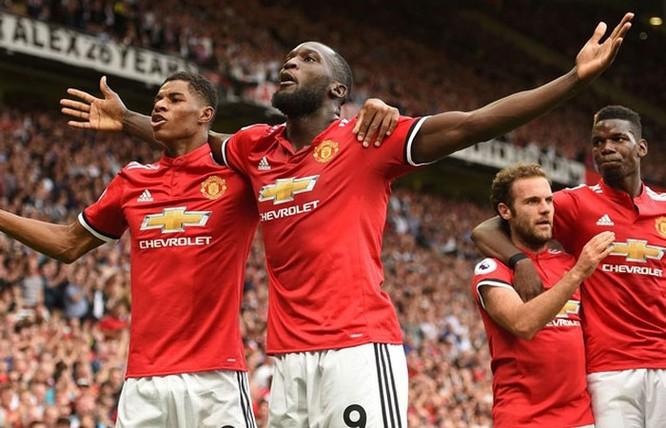 Manchester United: 4,123 tỷ USD - Bóng đá (Anh)
