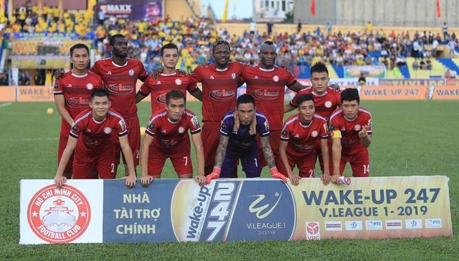 Khán giả TP.HCM đang rất chờ đợi, đoàn quân của ông Chung Hae- Seong sẽ làm nên được chiến thắng để đưa giấc mơ lần đầu tiên vô địch V.League của một đội bóng TP.HCM trở thành hiện thực