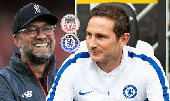 HLV Frank Lampard cũng được cho là không có nhiều kinh nghiệm như HLV Juergen Klopp. Ảnh CNN.