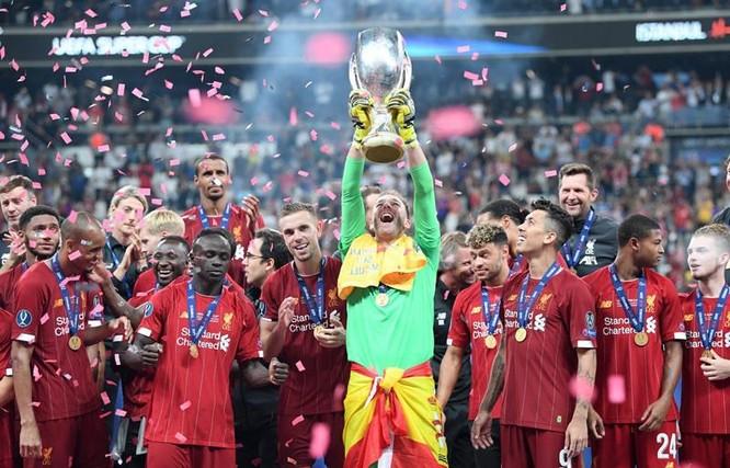 Liverpool - Nhà vua đích thực của sân cỏ châu Âu ảnh 2