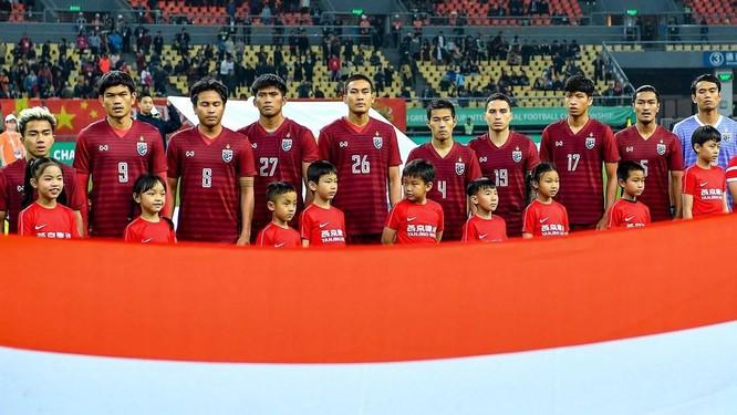 Thái Lan triệu tập 33 cầu thủ. Ảnh FAT