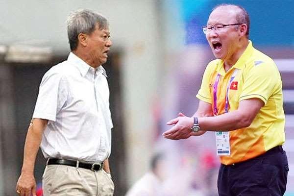 """HLV kỳ cựu Lê Thụy Hải """"HLV Park Hang Seo là người giỏi nhất rồi, chẳng ai giỏi hơn ông ấy đâu"""