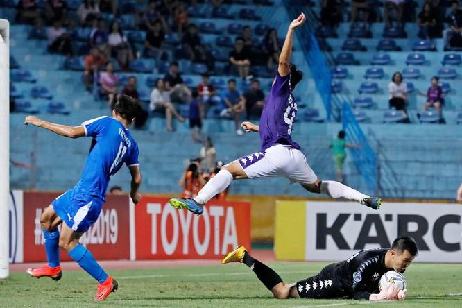 Hà Nội là CLB đầu tiên tại Đông Nam Á lọt vào chung kết liên khu vực của AFC Cup. Ảnh HNFC.