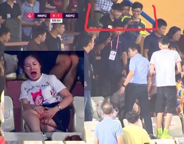 Những nhà quản lý bóng đá hãy nhìn hình ảnh này để biết mình cần phải làm gì. Ảnh VietTimes