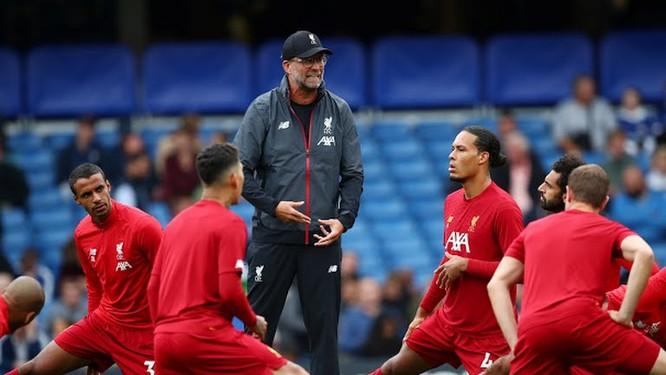 Liverpool thách thức sân cỏ Anh ảnh 2