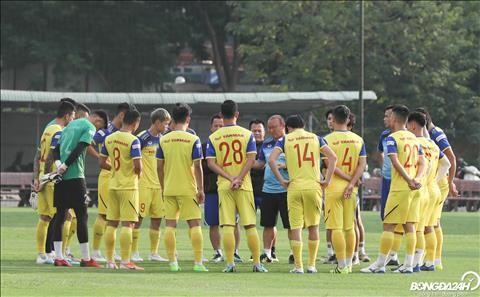 Những màn thể hiện ấn tượng trong màu áo U22 Việt Nam khiến anh sớm trở thành trụ cột cho chiến dịch SEA Games cuối năm nay. Ảnh Fox