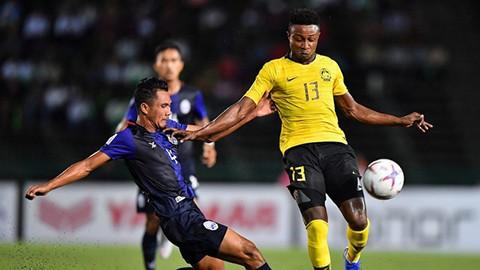 Ấn tượng tiền vệ phải Sumareh của ĐT Malaysia ảnh 2