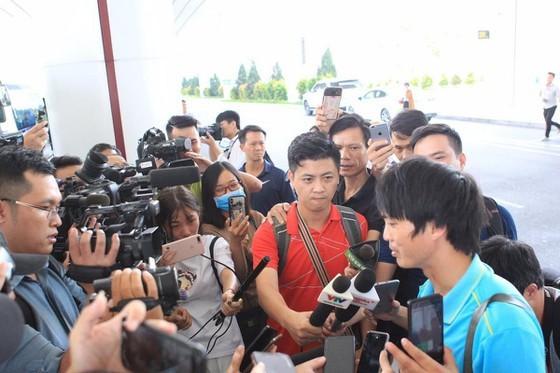 Tuấn Anh là cầu thủ phía Malaysia quan tâm nhất. Ảnh VNN