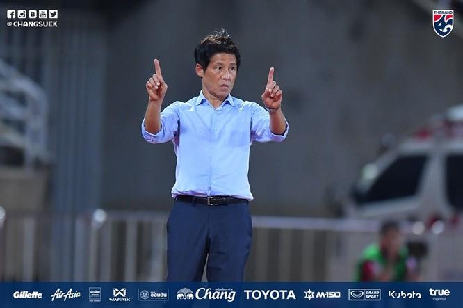 liệu HLV Akira Nishino có tLhể bố trí cả ba tài năng Chanathip Songkrasin, Supachok và Ekanit Panya ra sân trong trận đấu với ĐT Việt Nam trên sân Mỹ Đình?