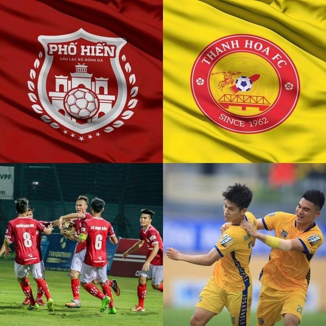 Trận cầu play-off triệu đô giữa Thanh Hóa và Phố Hiến. Ảnh PHFC.
