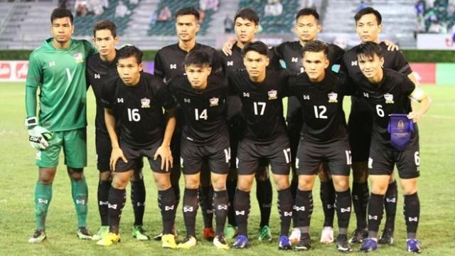 U22 Thái Lan quyết tâm lần thứ 4 liên tiếp vô địch SEA Games. Ảnh FAT