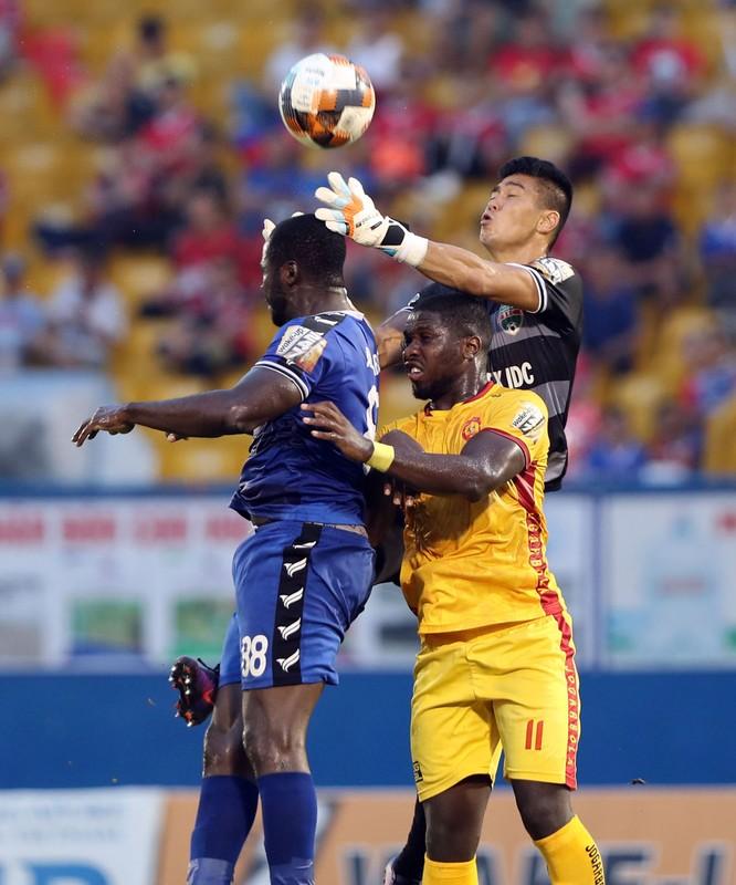 Hà Nội FC đã tiếp cận Rimario. Ảnh VPF