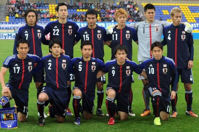 Đội tuyển Nhật bản đang thể hiện sức mạnh vượt trội với 4 trận toàn thắng và chưa bị thủng lưới. Ảnh CNN