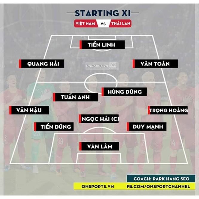 Đội tuyển Việt Nam - Thái Lan: Bất phân thắng bại, đội nào cũng có lý do nuối tiếc ảnh 1