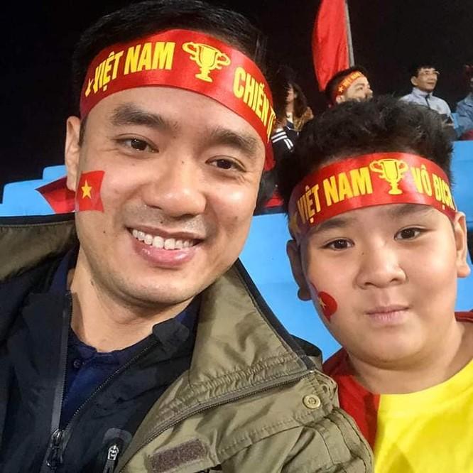 Cổ động viên Việt Nam vẫn phải cho ông Park thêm thời gian. Ảnh AT
