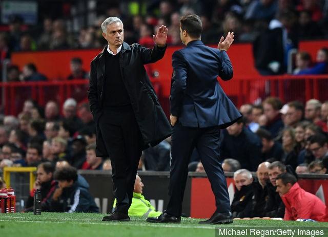 Mọi thứ như là giấc mớ khi Jose tiếp quản ghế nóng của. Ảnh CNN