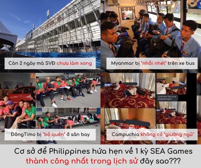 SEA Games 30 - Chuyện không muốn kể ảnh 1