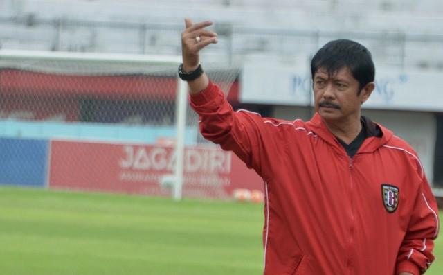 Dưới sự chỉ đạo của HLV Indra Sjafri, đội bóng xứ Vạn đảo từng lên ngôi ở giải U22 Đông Nam Á. Ảnh MSN.