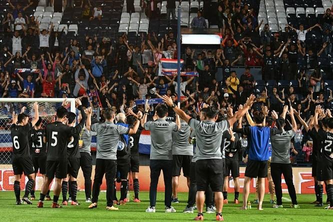 Rất có thể U22 Thái sẽ là đội chia tay sớm SEA Games 30? Ảnh Goal Thái.