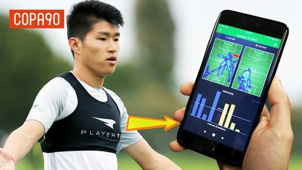 Thiết bị điện tử sẽ giúp cho các HLV sử dụng cầu thủ tốt hơn. Ảnh AP