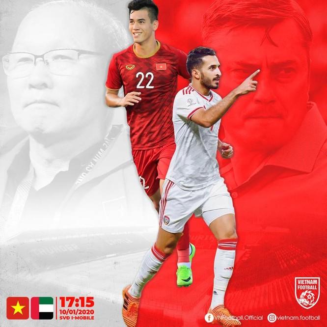 U23 UAE- U23 Việt Nam: Nghịch lý trận đối đầu đầy duyên nợ ảnh 1