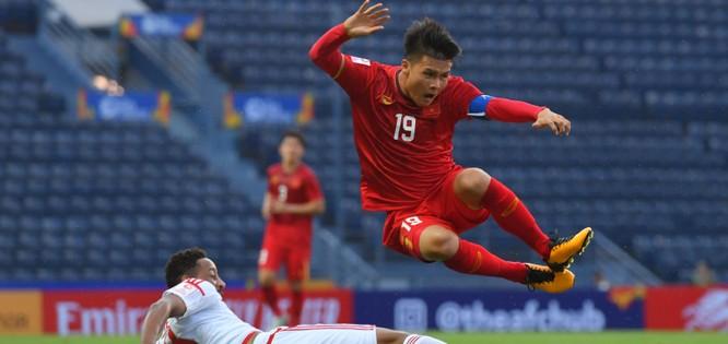 U23 Việt Nam - U23 U23 Jordan: Cuộc chiến nơi cánh phải ảnh 3