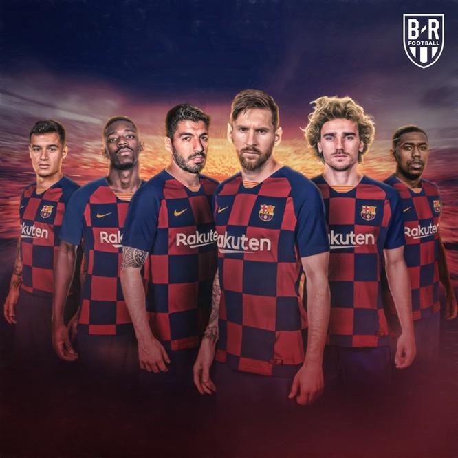 Sinh ra Barca là để tấn công, ai không làm thế thì phải ra đi ảnh 1