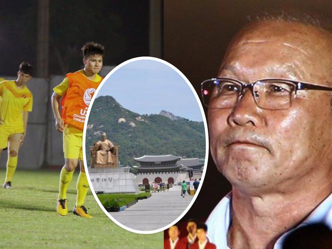 Ông Park sẽ chọn quân bài nào trong trận gặp U23 Triều Tiên? Ảnh AT