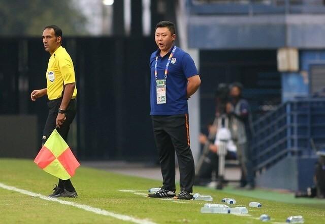U23 Triều Tiên không mạnh hơn chúng ta nhưng biết khai thác điểm yếu của chúng ta. Ảnh AFC