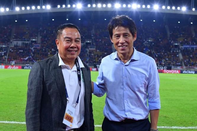 HLV Nishino và những biến động của bóng đá Thái Lan ảnh 2