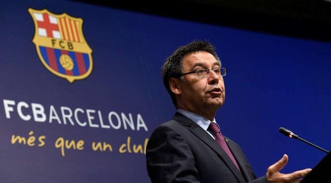 Cuộc chiến tại phòng thay đồ sân Camp Nou ảnh 3