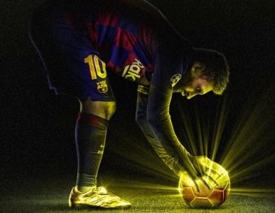 """Khi """"Bọ chét nguyên tử"""" Messi đanh đá ảnh 1"""