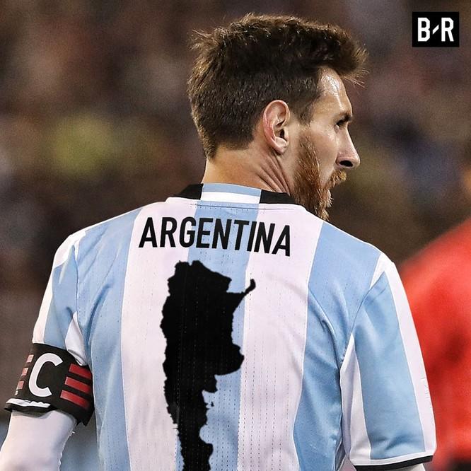 """Khi """"Bọ chét nguyên tử"""" Messi đanh đá ảnh 2"""