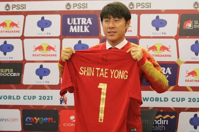 HLV Shin Tae-yong sẽ ưu tiên trẻ hóa