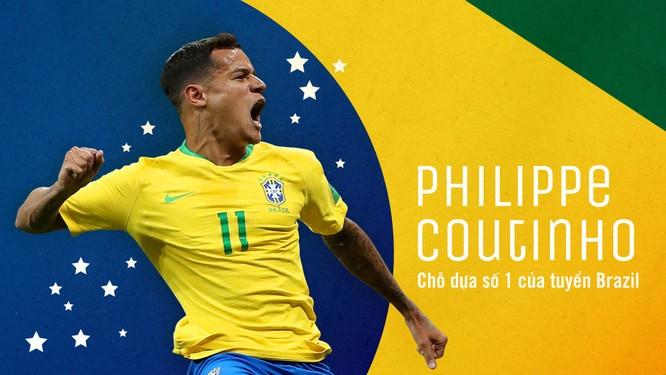 Philippe Coutinho, sai một ly đi một dặm ảnh 2