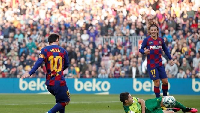 Messi - sinh ra là để ghi bàn ảnh 2