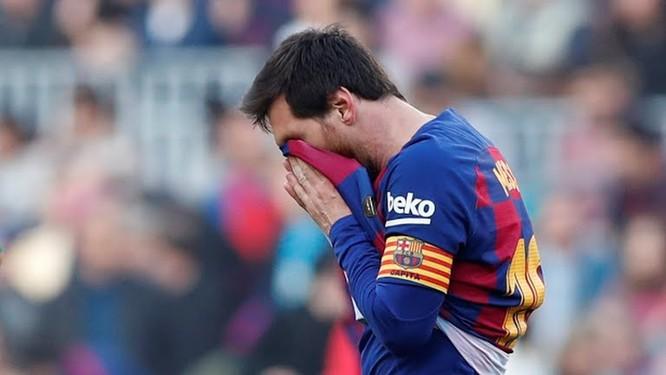Messi - sinh ra là để ghi bàn ảnh 3