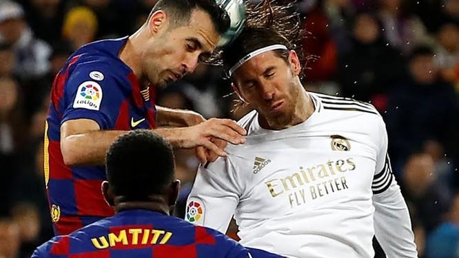 Real- Barca (2-0) Điều đọng lại sau trận El Clasico ảnh 1